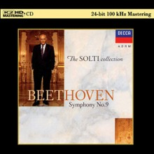 Beethoven - Symphonie Nr. 9 (Japan K2HD CD)